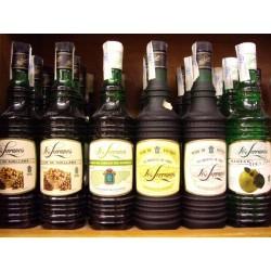 Licor de manzana verde Los Serranos