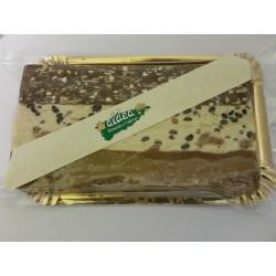 Turrón de Tres Chocolates ALDEA