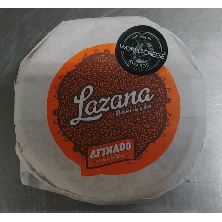 Queso Lazana Afinado - 300 gr.