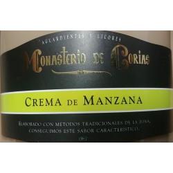 Crema de Manzana - Monasterio de Corias