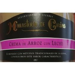 Licor de Crema de Manzana Monasterio de Corias