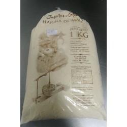 Harina de maíz El Molín del Alba