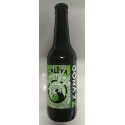 Cerveza artesanal Caleya Goma2
