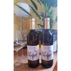 Vino Blanco Verdín Oro de Ibias